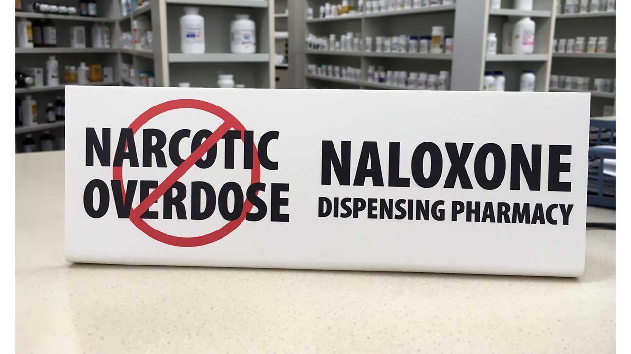 Naloxone: Opioid Overdose Antidote